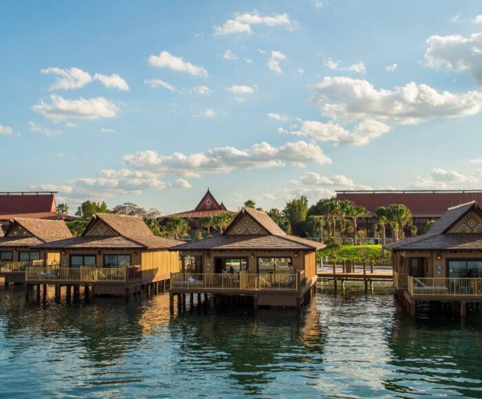 The Bora Bora Bungalows at Disney's Polynesian Villas, Disney Vacation Club Member