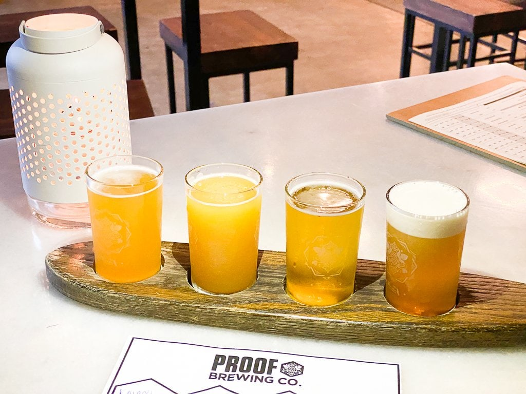 Proof Brewing Company in Tallahassee