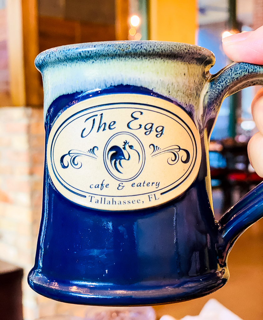 The Egg Cafe in Tallahassee