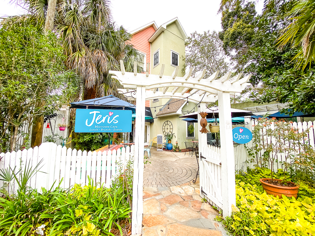 Jeri's Cafe in Tallahassee