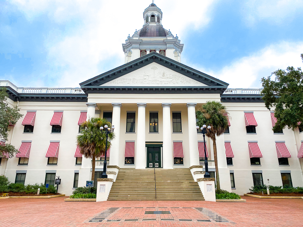Tallahassee State Capital