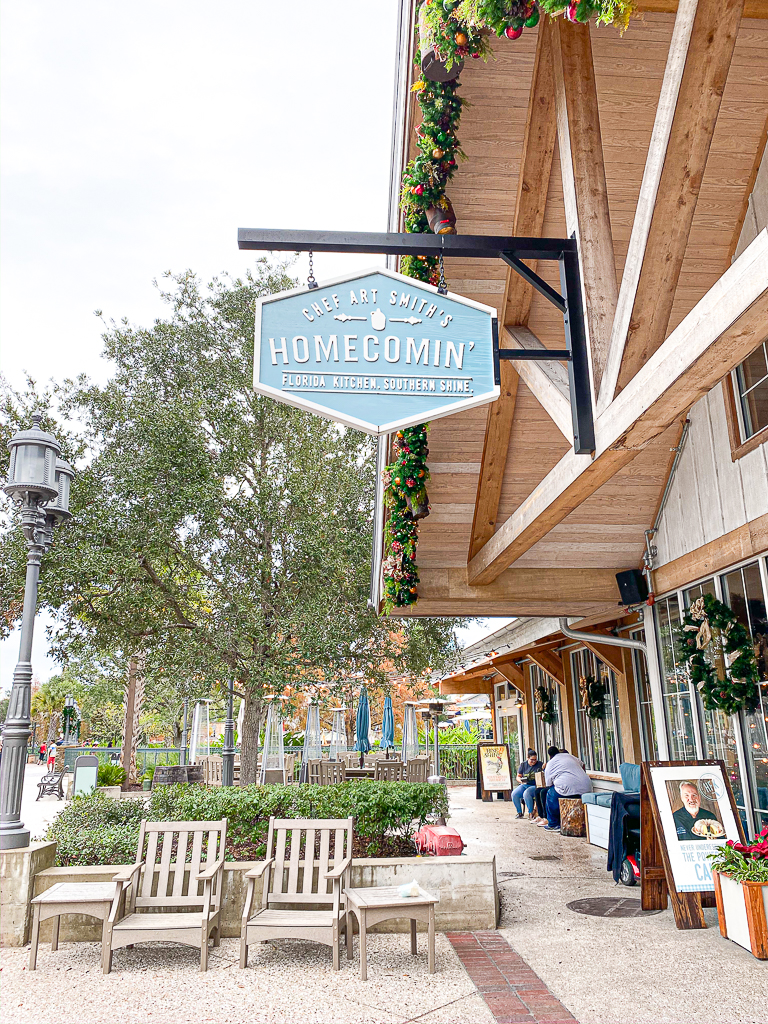 Homecomin' Kitchen in Disney Springs