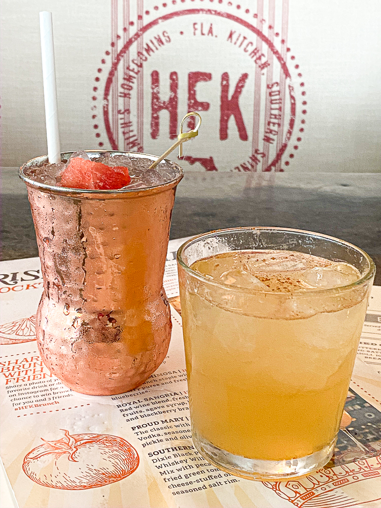 Homecomin' Kitchen Moonshine and Cocktails