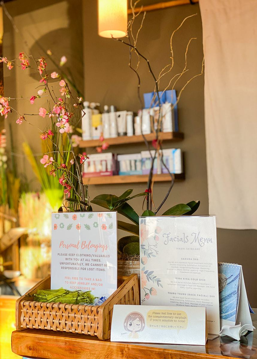 Healing Touch Iyashi in Sandy Springs
