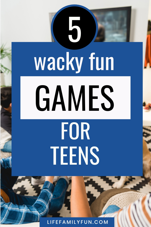 Fun Games for Teens - Fun party Ideas