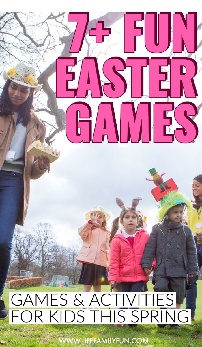 7 Fun Easter Games For Kids To Play