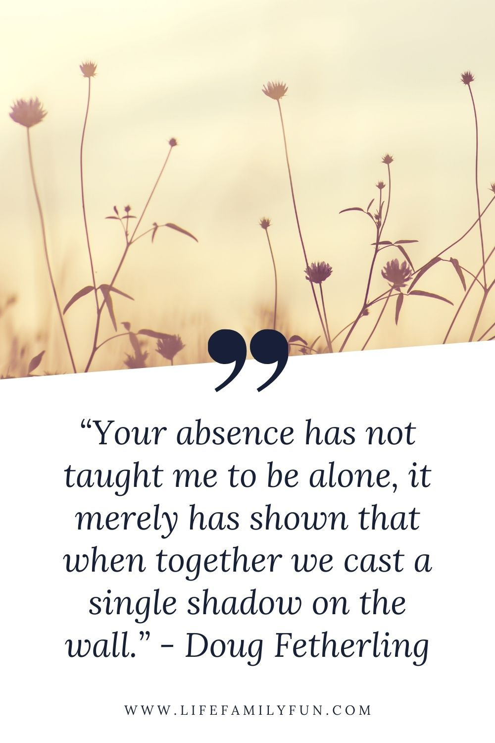 Marriage Quote by Doug Fetherling