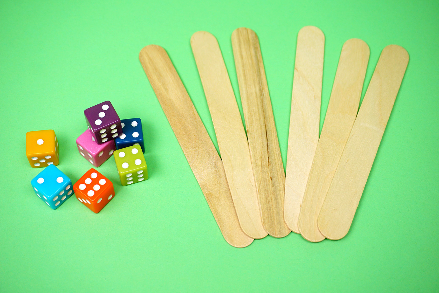 fun family games A Little Dicey