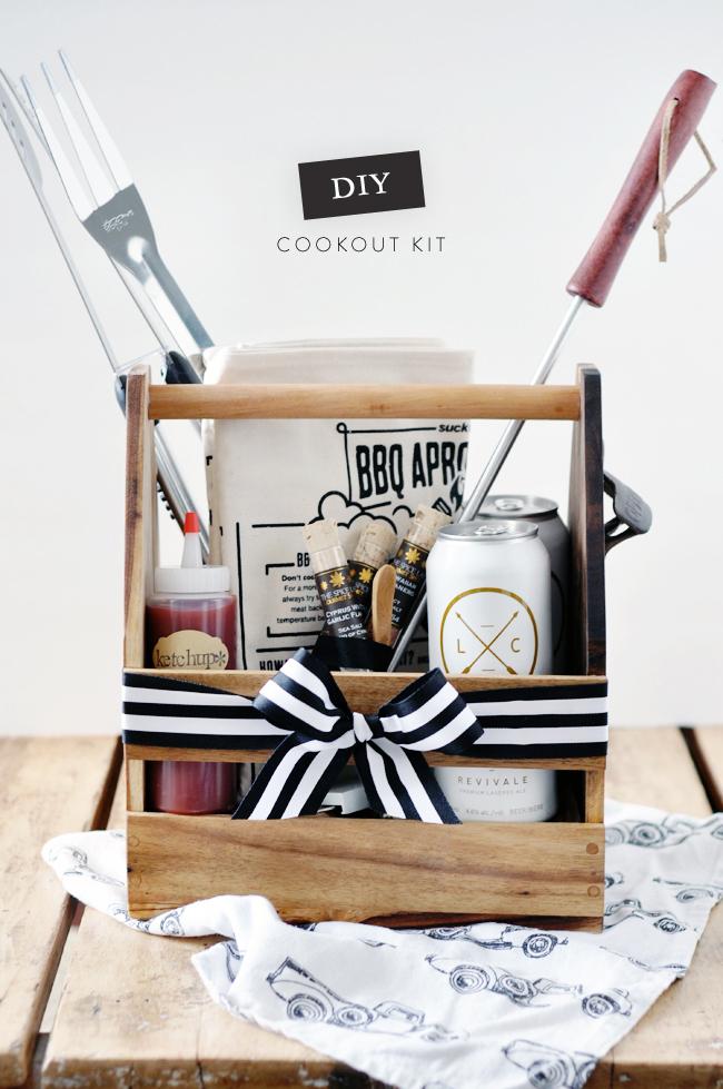BBQ Lovers Gift Basket