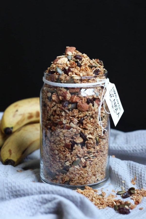 Basic Vegan Granola