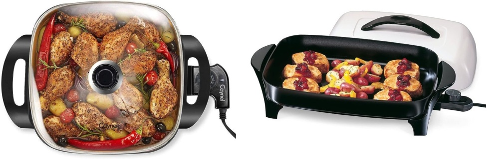 Electric Skillets