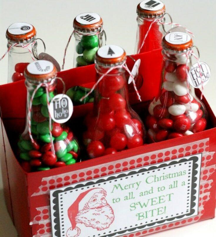 Candy Pop Gift Basket