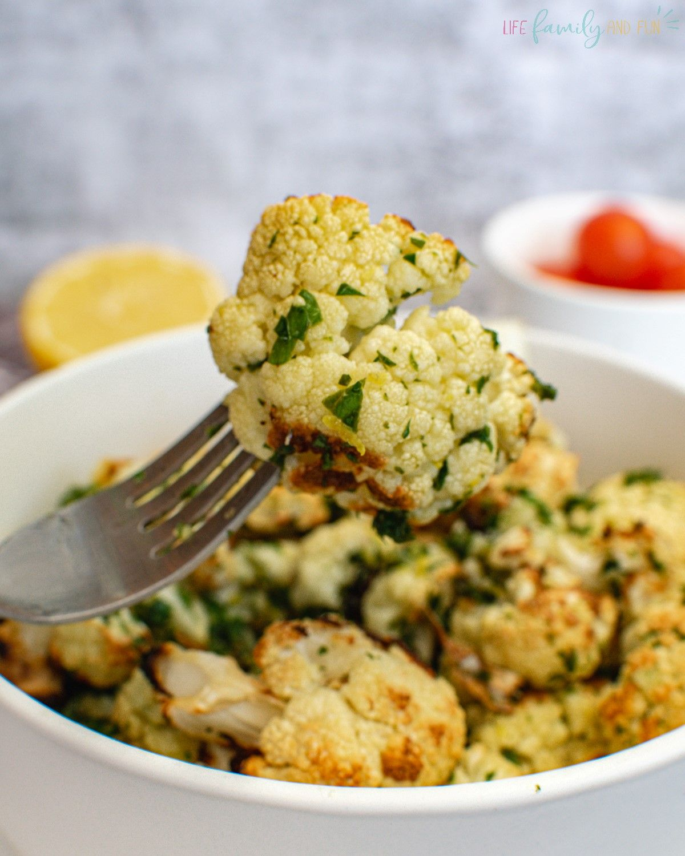 vegan cauliflower wings