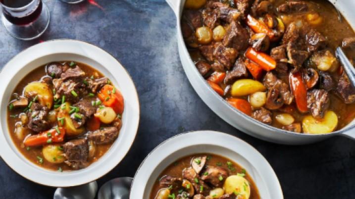 Classic Dutch Oven Beef Stew