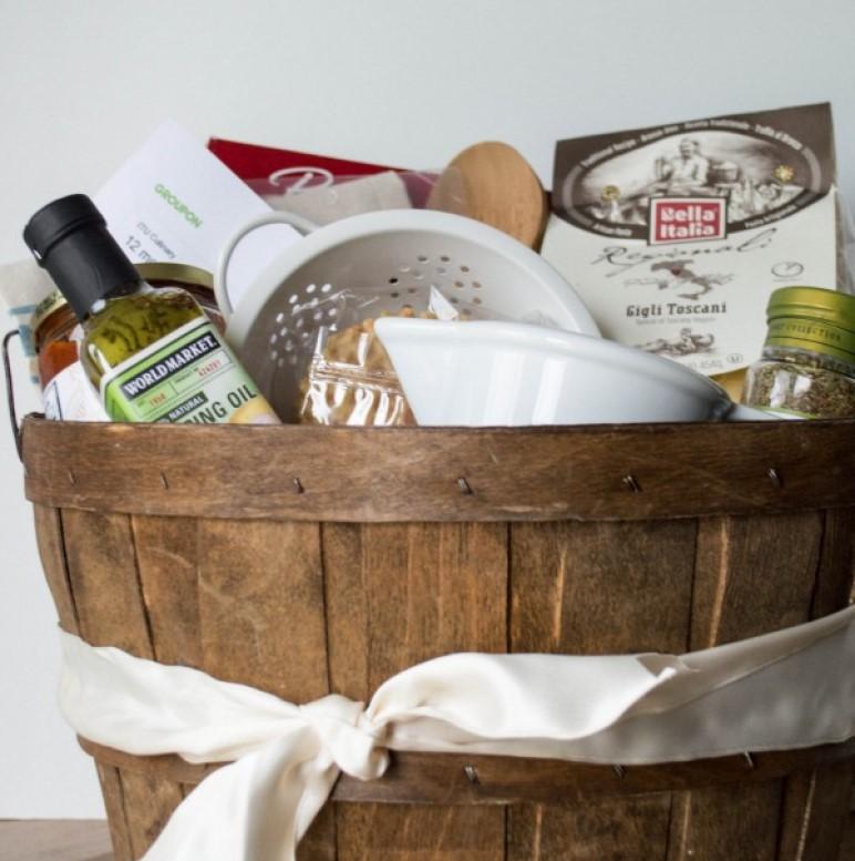 Cooking Gift Basket