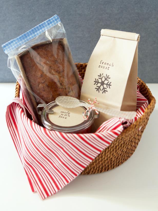 Thoughtful Gift Basket Ideas