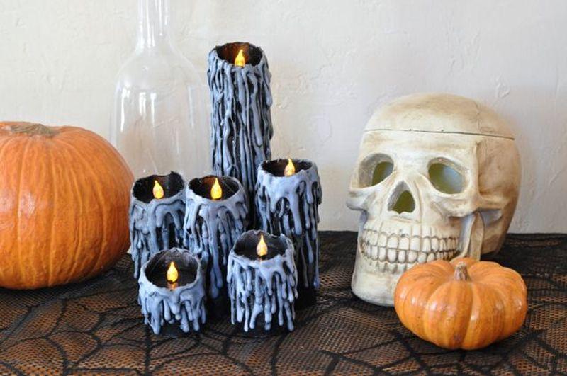 Toilet Paper Halloween Crafts