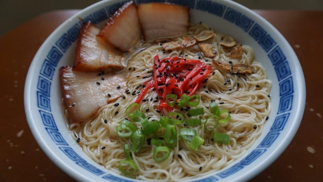 Hakata Pork Ramen Recipe