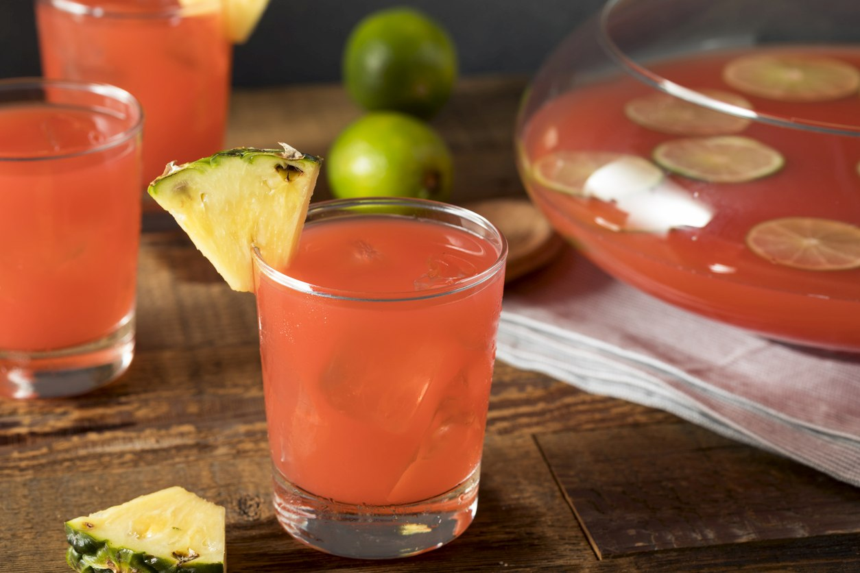 Some Rum Punch Variations