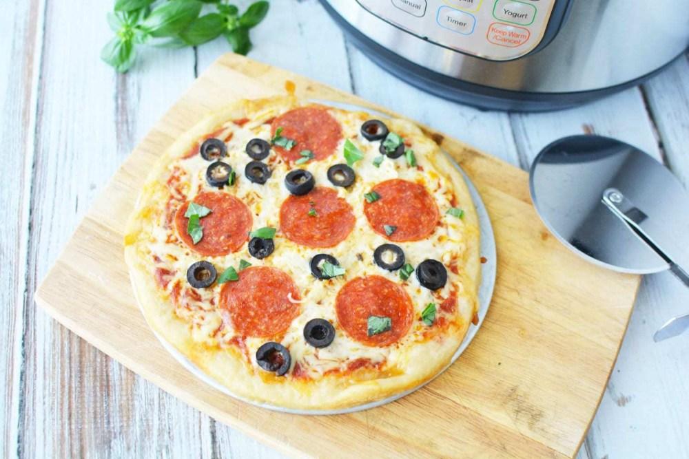 Instant Pot Pizza recipe