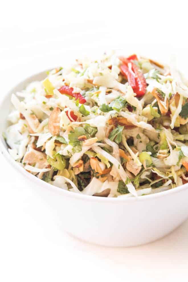 keto chicken salad Keto Chinese Chicken Salad