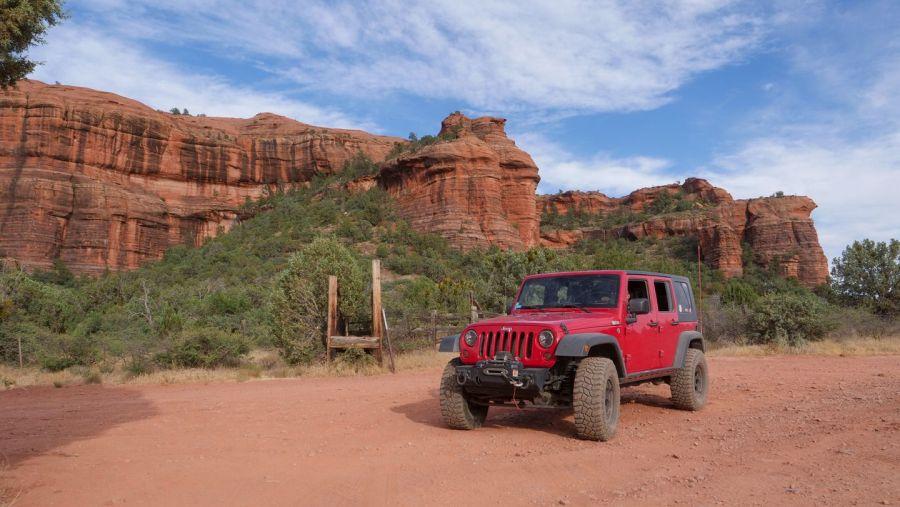 Free Camping Spots in Sedona, Arizona