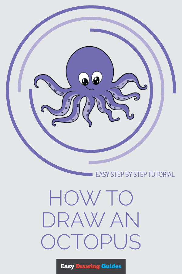 things to draw octopus