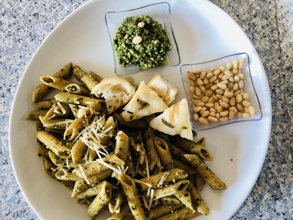 How To Make Pesto Sauce