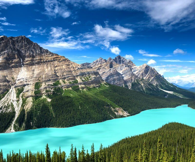 Lakes in Canada for Adventurous Families