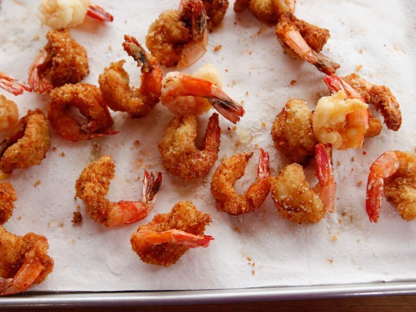 Fried Shrimp Recipes