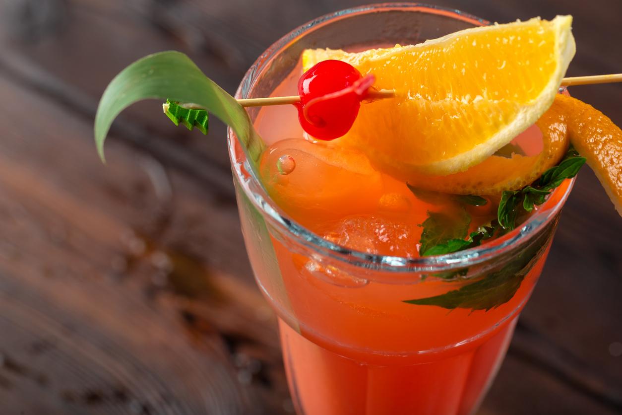 Rum Punch Variations