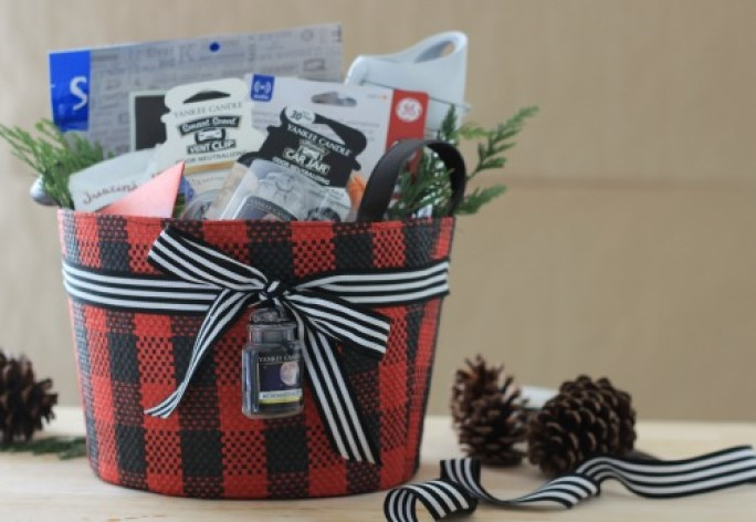 The Ultimate Commuter's Gift Basket
