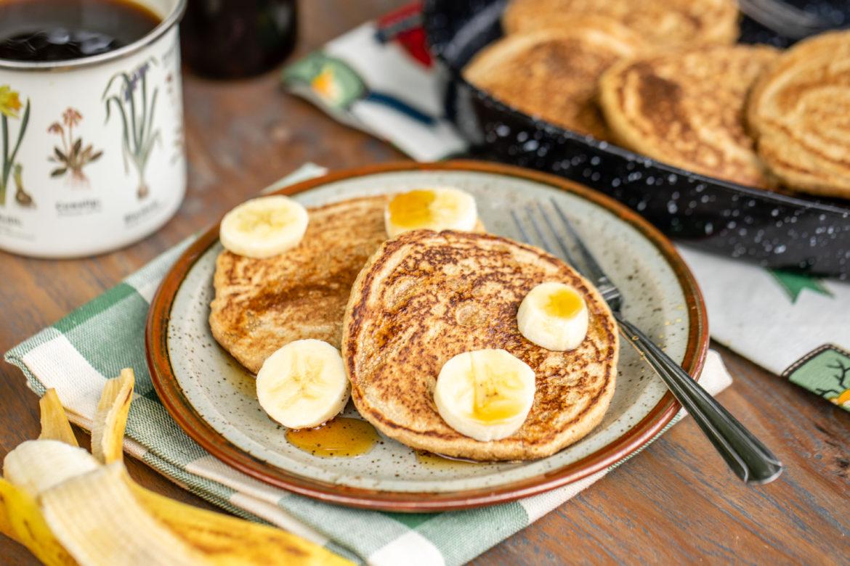 Vegan Pancake Mix
