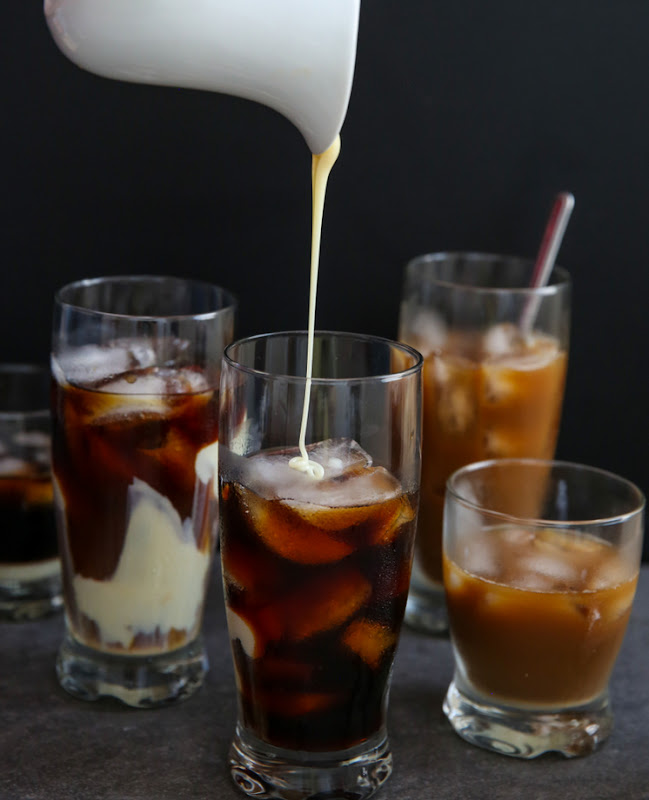 Vietnamese Style Cold Brew Coffee